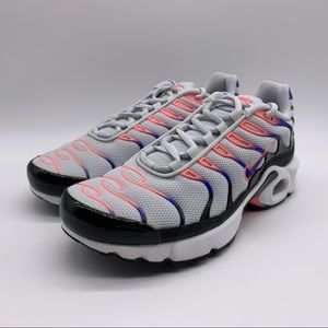 Nike Air Max Plus TN Grey / Pink / Blue Youth